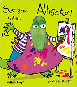 See youlater,alligator
